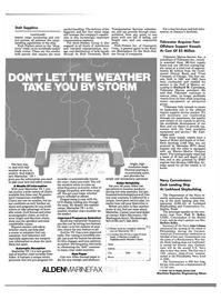 Maritime Reporter Magazine, page 8,  Apr 1986