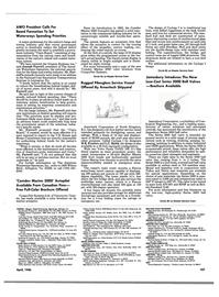 Maritime Reporter Magazine, page 99,  Apr 1986