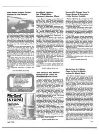 Maritime Reporter Magazine, page 103,  Apr 1986