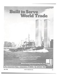 Maritime Reporter Magazine, page 13,  Apr 1986 Towing & Transportation Co. Inc