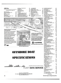 Maritime Reporter Magazine, page 22,  Apr 1986 Virginia