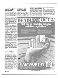 Maritime Reporter Magazine, page 27,  Apr 1986