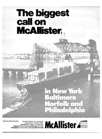 Maritime Reporter Magazine, page 1,  Apr 1986
