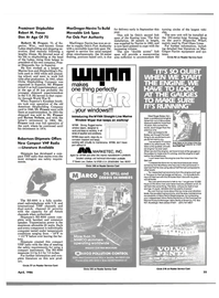 Maritime Reporter Magazine, page 31,  Apr 1986 Massachusetts
