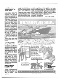 Maritime Reporter Magazine, page 33,  Apr 1986 Maryland