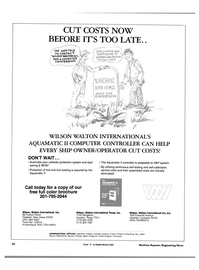 Maritime Reporter Magazine, page 40,  Apr 1986