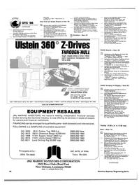 Maritime Reporter Magazine, page 42,  Apr 1986 Remote Sensing