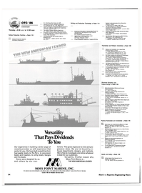 Maritime Reporter Magazine, page 50,  Apr 1986 Palmer