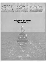 Maritime Reporter Magazine, page 52,  Apr 1986 gas turbine