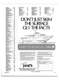 Maritime Reporter Magazine, page 57,  Apr 1986