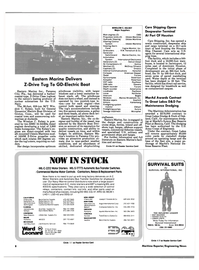 Maritime Reporter Magazine, page 4,  Apr 1986 Connecticut