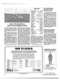 Maritime Reporter Magazine, page 4,  Apr 1986