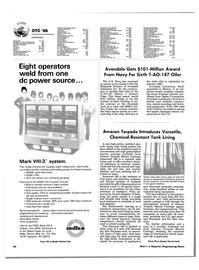 Maritime Reporter Magazine, page 60,  Apr 1986