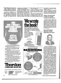 Maritime Reporter Magazine, page 62,  Apr 1986