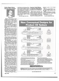 Maritime Reporter Magazine, page 63,  Apr 1986 Ohio