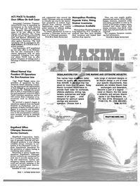 Maritime Reporter Magazine, page 71,  Apr 1986 New York