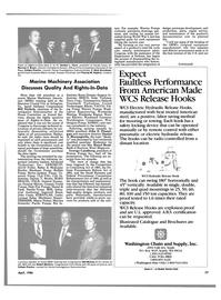 Maritime Reporter Magazine, page 73,  Apr 1986 Hazel Brad