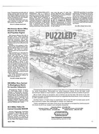 Maritime Reporter Magazine, page 77,  Apr 1986