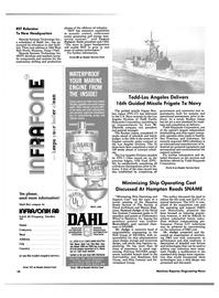 Maritime Reporter Magazine, page 6,  Apr 1986
