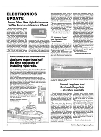 Maritime Reporter Magazine, page 78,  Apr 1986 Ranger
