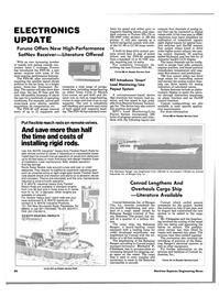 Maritime Reporter Magazine, page 78,  Apr 1986