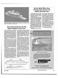 Maritime Reporter Magazine, page 79,  Apr 1986 Texas Gulf Coast