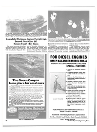 Maritime Reporter Magazine, page 82,  Apr 1986