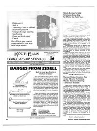 Maritime Reporter Magazine, page 88,  Apr 1986