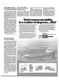 Maritime Reporter Magazine, page 91,  Apr 1986