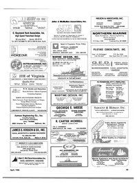 Maritime Reporter Magazine, page 93,  Apr 1986