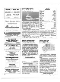 Maritime Reporter Magazine, page 94,  Apr 1986
