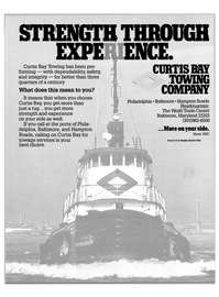 Maritime Reporter Magazine, page 11,  May 1986