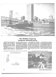 Maritime Reporter Magazine, page 22,  May 1986