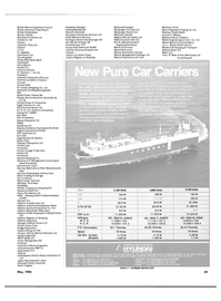 Maritime Reporter Magazine, page 37,  May 1986