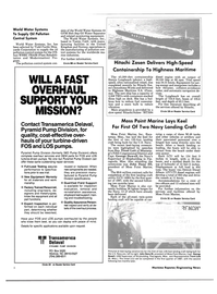 Maritime Reporter Magazine, page 4,  May 1986