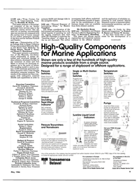 Maritime Reporter Magazine, page 7,  May 1986