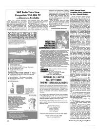 Maritime Reporter Magazine, page 104,  Jun 1986