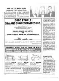 Maritime Reporter Magazine, page 106,  Jun 1986