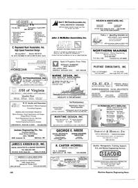 Maritime Reporter Magazine, page 108,  Jun 1986