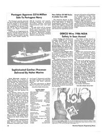 Maritime Reporter Magazine, page 10,  Jun 1986