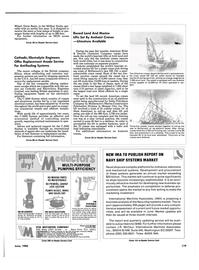 Maritime Reporter Magazine, page 119,  Jun 1986