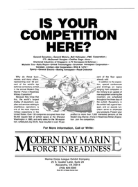 Maritime Reporter Magazine, page 3rd Cover,  Jun 1986