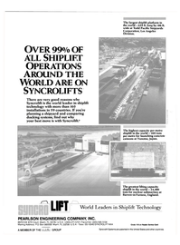 Maritime Reporter Magazine, page 4th Cover,  Jun 1986