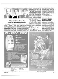 Maritime Reporter Magazine, page 11,  Jun 1986