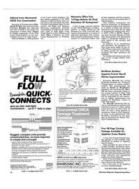 Maritime Reporter Magazine, page 12,  Jun 1986