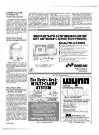 Maritime Reporter Magazine, page 15,  Jun 1986