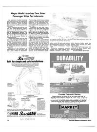 Maritime Reporter Magazine, page 16,  Jun 1986