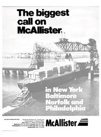 Maritime Reporter Magazine, page 1,  Jun 1986