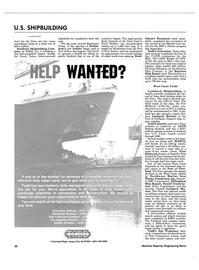 Maritime Reporter Magazine, page 30,  Jun 1986