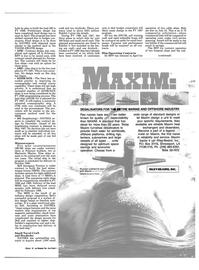 Maritime Reporter Magazine, page 33,  Jun 1986